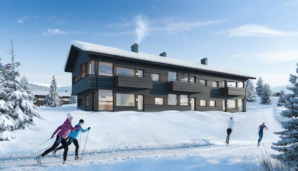 Mosetertoppen Skiline Apartments - Høystandard leiligheter på Hafjell