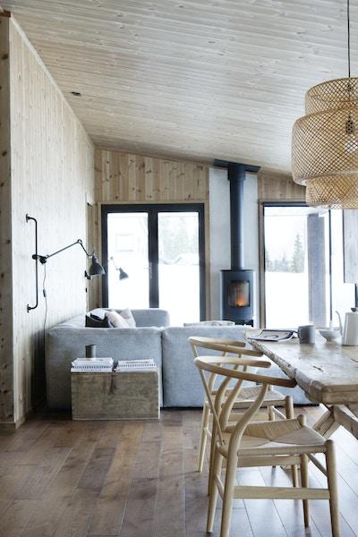Inger Marie Grini Leve Hytter Helland 63 B4059