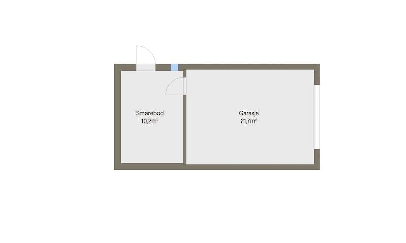 Vy 14 Garasje Planskisse T2 Katalog